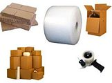 Storage packing supplies (Click to enlarge)
